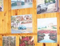 Wystawa malarstwa Pani Elżbiety Budrewicz