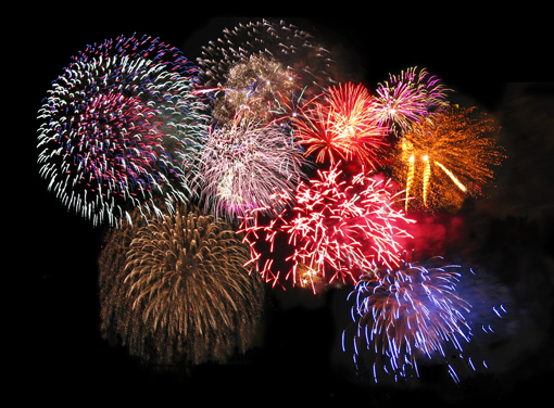 Powitanie Nowego Roku 2016