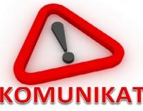 Uwaga dnia 31.12.15 r. zmiana godzin pracy GOK-u