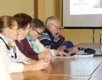 wykład Tadeusza Bańkowskiego w ramach Celestynowskiego Koła Studenckiego dla Seniorów