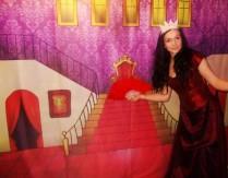 """Spektakl teatralny pn. """"Księżniczka na ziarenku grochu"""""""