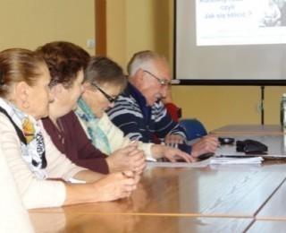 Spotkania w ramach Celestynowskiego Koła Studenckiego dla Seniorów
