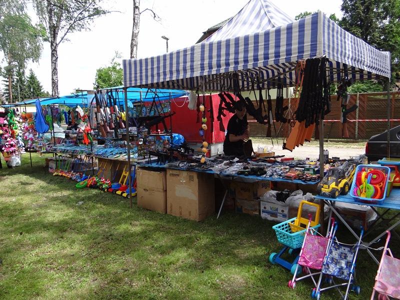 Informacja dla osób zainteresowanych wystawieniem stoiska handlowego na imprezach plenerowych