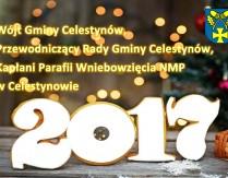 Powitanie Nowego 2017 Roku