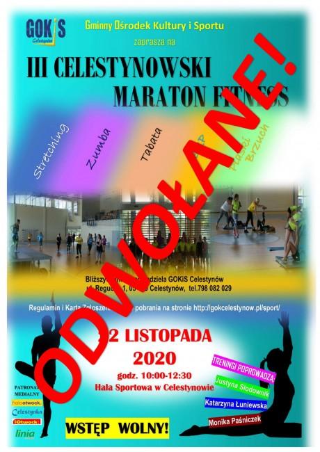 Maraton odwołane-1