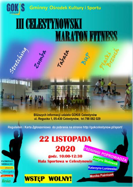 plakat Maraton III