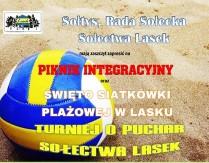 Piknik Integracyjny oraz Święto Siatkówki Plażowej w Lasku