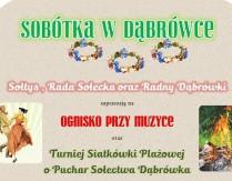 """Piknik pn. """"Sobótka w Dąbrówce"""""""