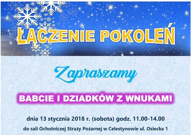 """Impreza pn. """"Łączenie Pokoleń"""""""
