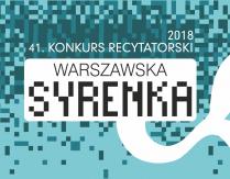 """Eliminacje Gminne 41. Konkursu Recytatorskiego """"Warszawska Syrenka"""""""