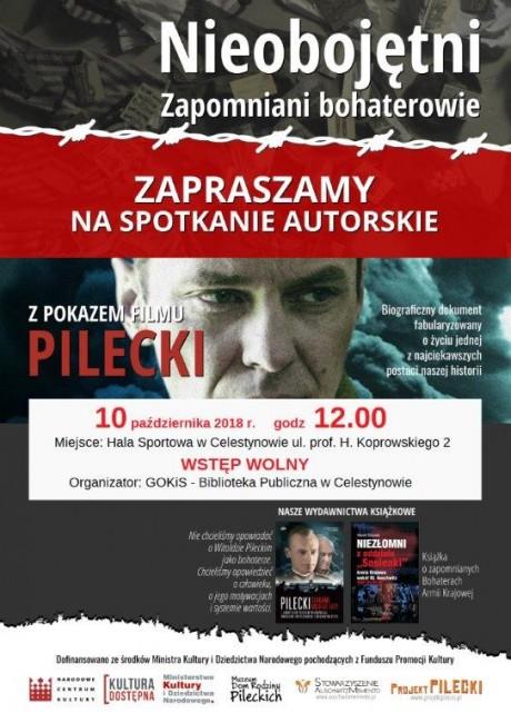plakat Pilecki