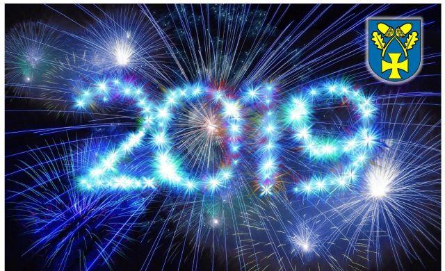 Powitanie Nowego 2019 Roku