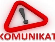 Zmiana godzin pracy GOKiS w dniu 29.05.2019 r.
