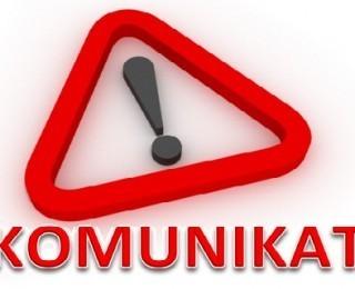 Uwaga zmiany godzin pracy GOKiS w dniach 20 i 31 grudnia 2018 r.