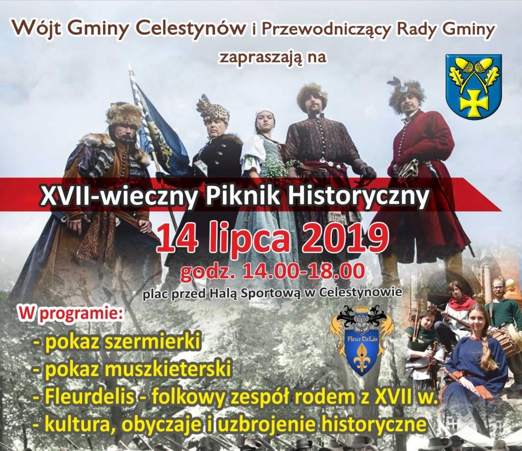 XVII-wieczny Piknik Historyczny