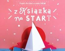 """Projekt dla dzieci w wieku 3-6 lat """"Z książką na start"""""""