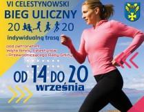 VI Celestynowski Bieg Uliczny indywidualna trasą