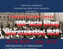 Wystawa z okazji 100-lecia Bitwy Warszawskiej 1920