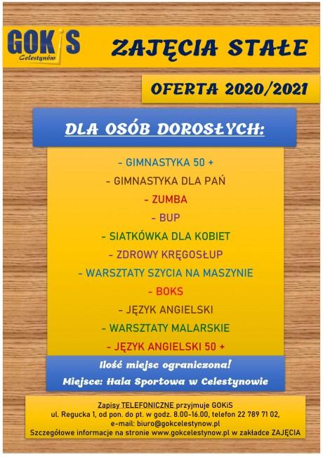 plakat ZAJECIA DOROSLI-1