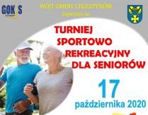 ODWOŁANY! Turniej Sportowo Rekreacyjny dla Seniorów