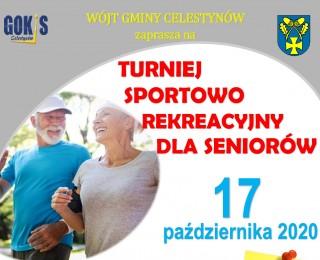 Turniej Sportowo Rekreacyjny dla Seniorów