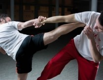 Trening online kick-boxing z instruktorem GOKiS