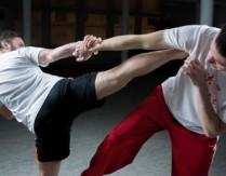 Zdalny trening kick-boxing z instruktorem GOKiS