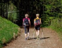 ODWOŁANE! Marsz po zdrowie – bezpłatne zajęcia Nordic Walking z instruktorem GOKiS