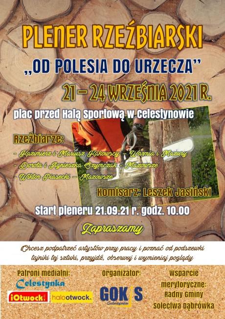 plakat PLENER RZEŹBIARSKI 2-1